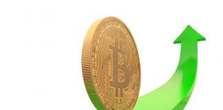bitcoin btc price rises