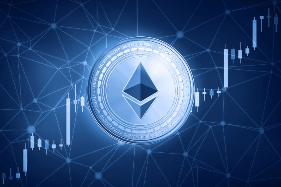 Ethereum price rises today