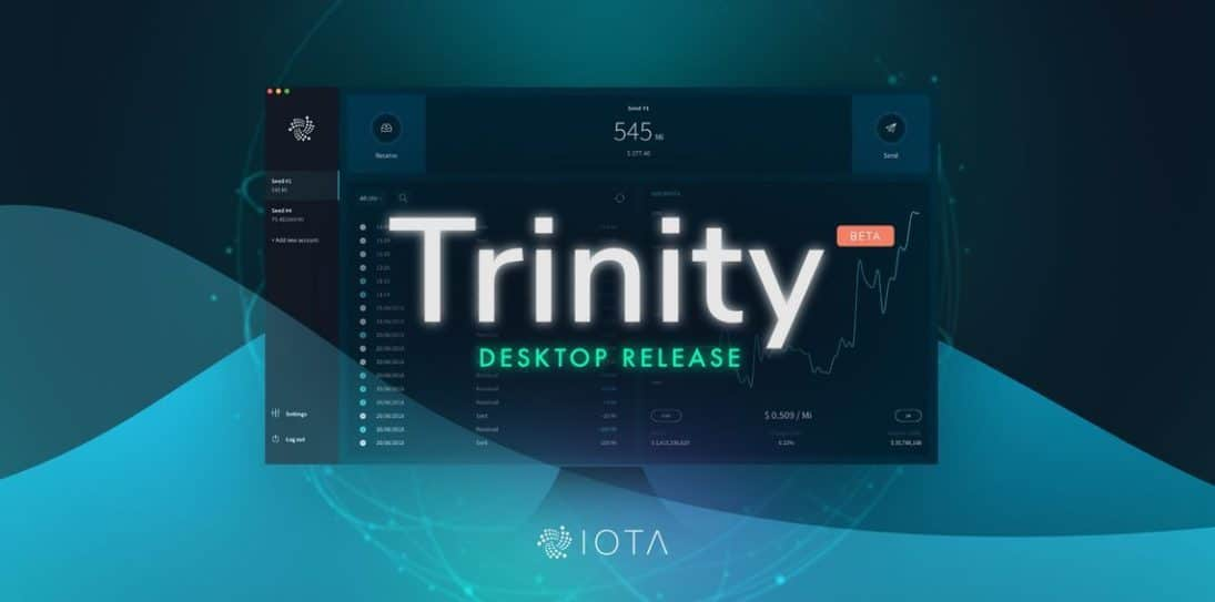 Trinity Desktop: a guide to the IOTA desktop wallet