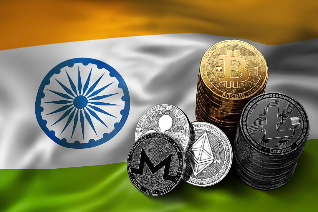 India: no regulation or ban on cryptocurrencies