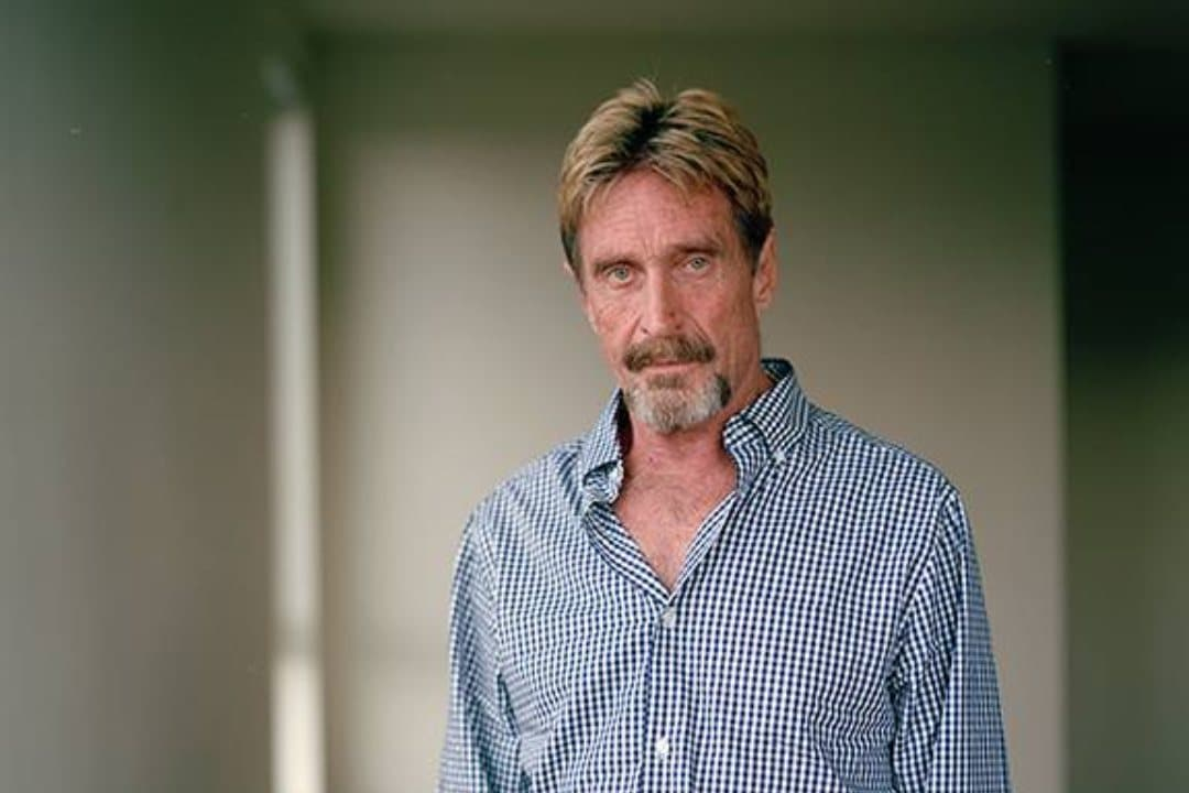 John McAfee arrested? The crypto influencer is missing