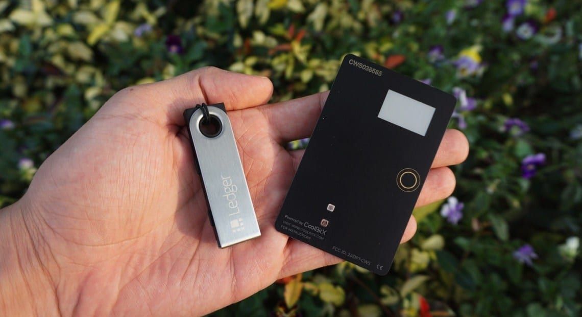 The best hardware wallets for storing cryptocurrencies in 2019