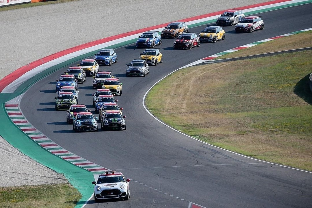 Eidoo: remarks after the Mini Challenge at Mugello