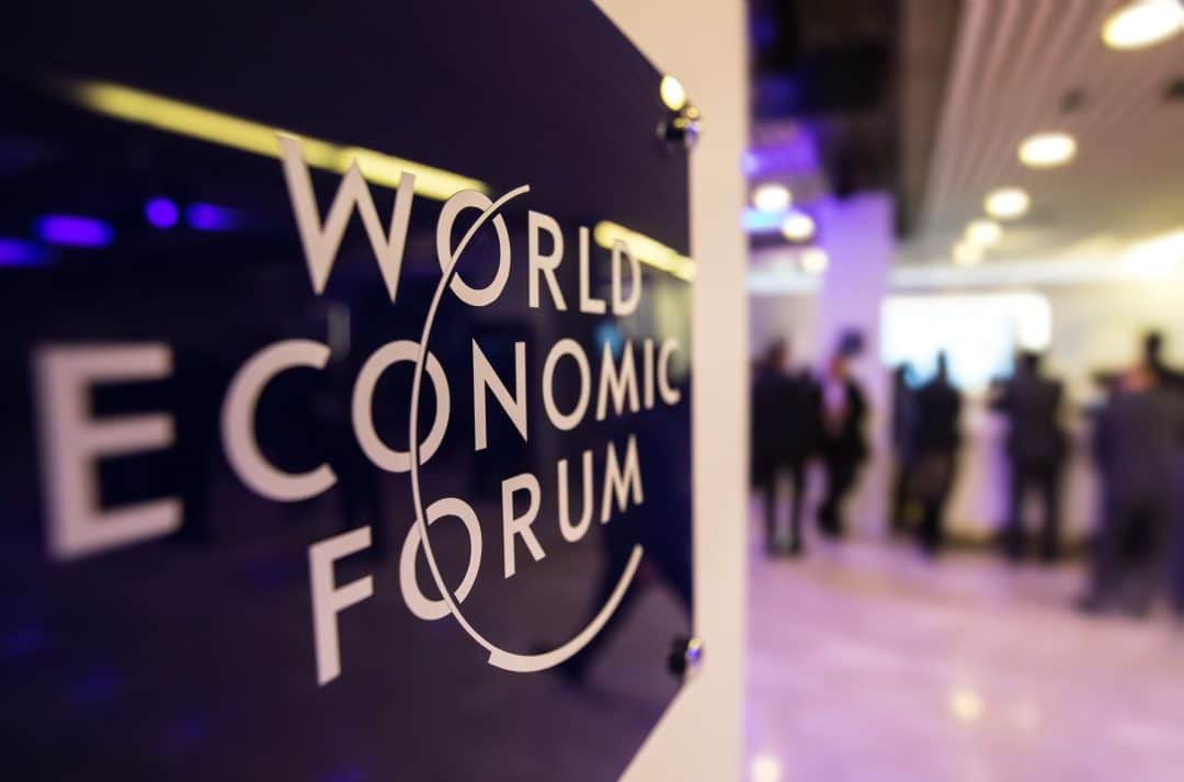 world economic forum blockchain project
