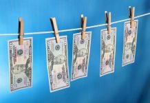 money laundering dollar bitcoin