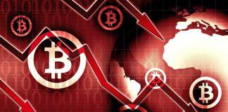 Crypto market falling today