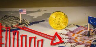 mercato crypto red
