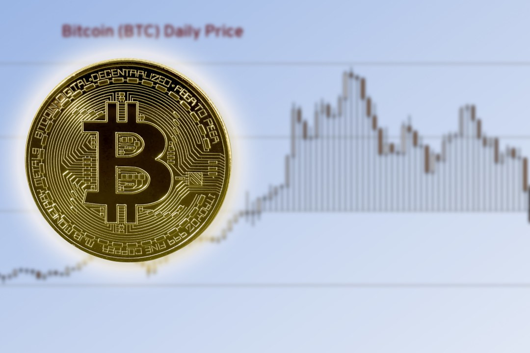 The drop in the price of bitcoin (BTC) continues