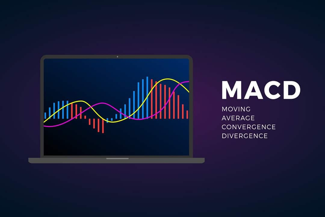 MACD: a financial indicator used in trading