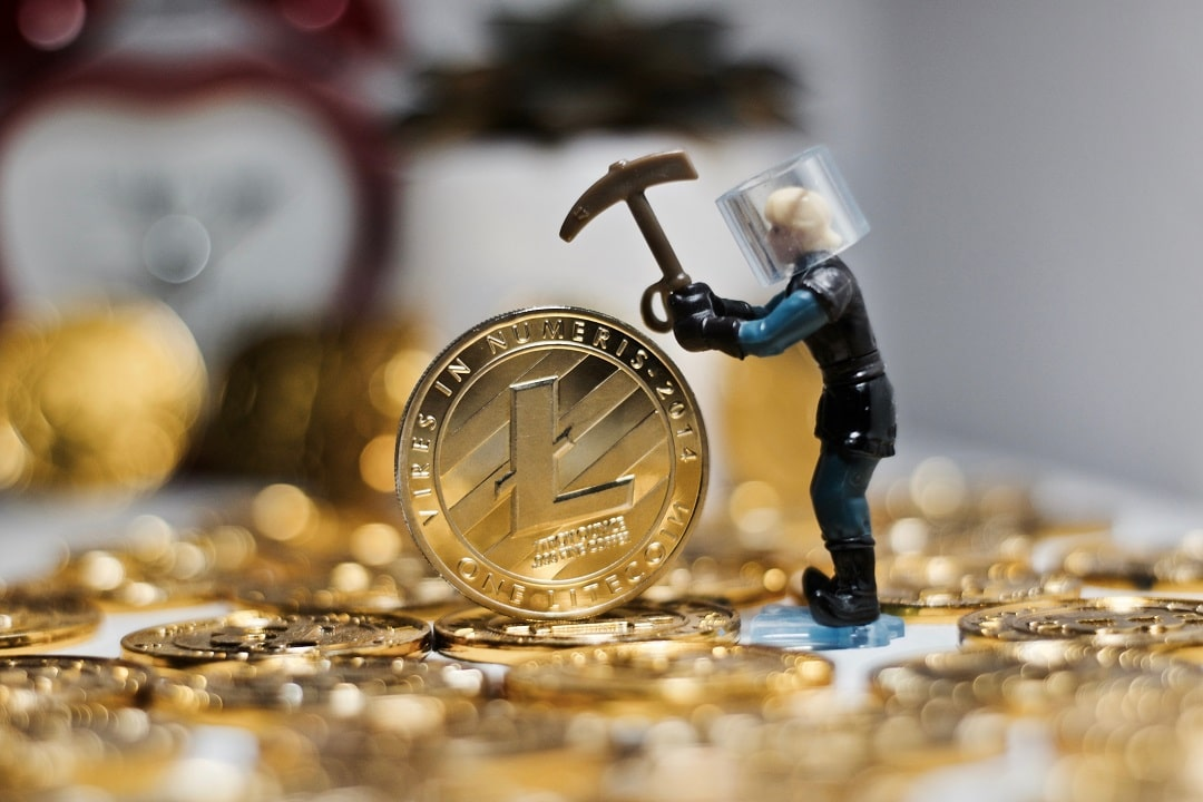 Litecoin (LTC): one month to halving. Hashrate through the roof