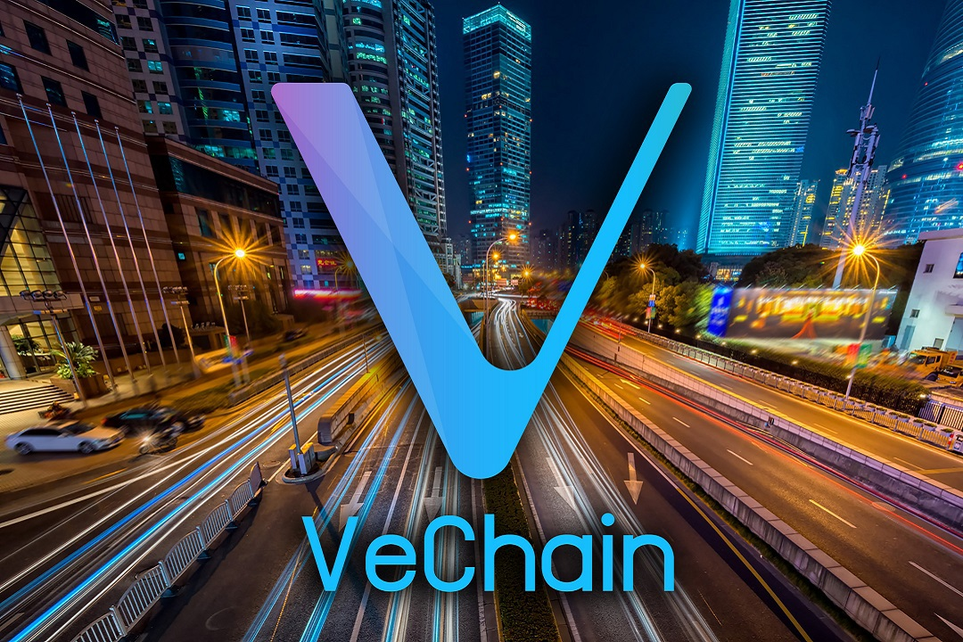 VeChain (VET) breaks the record of 1 million transactions