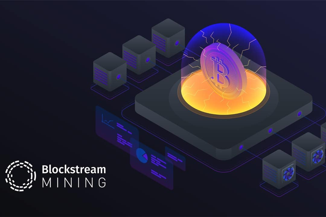 Blockstream announces its mining pool