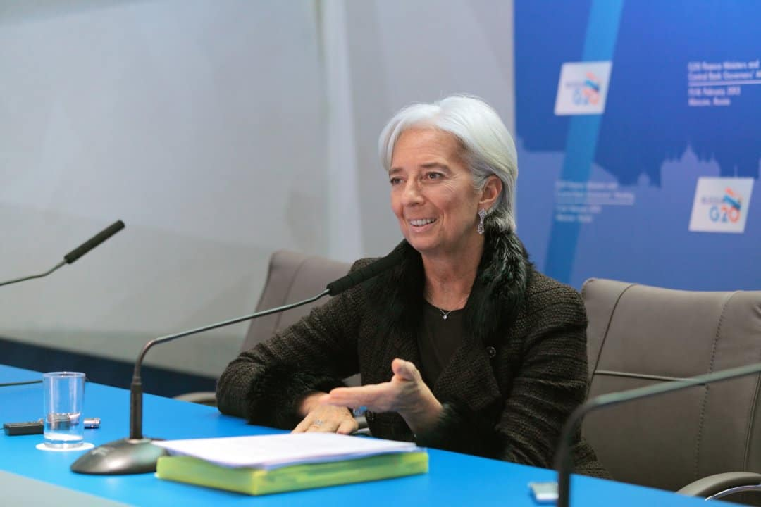Lagarde increasingly sympathetic towards Libra and cryptocurrencies