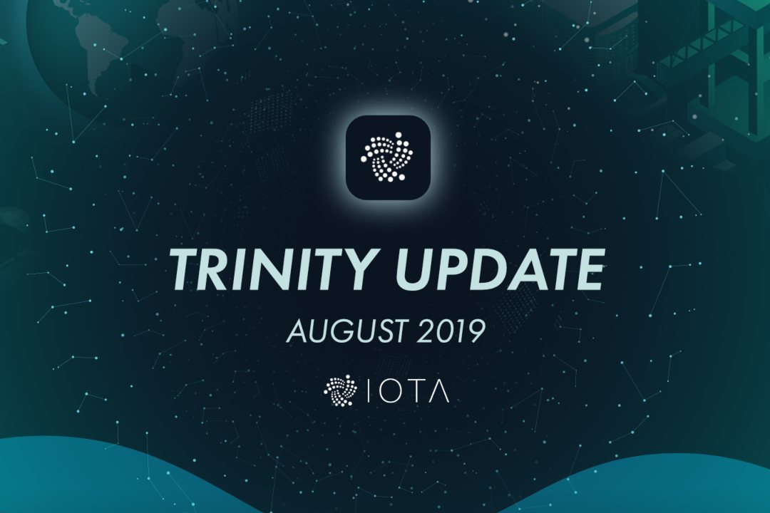 Trinity: an update for the IOTA wallet coming soon