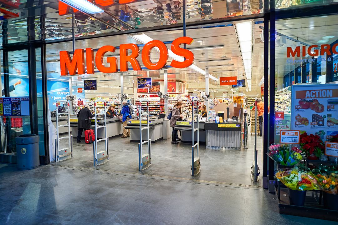 Switzerland: Migros supermarkets will use the blockchain