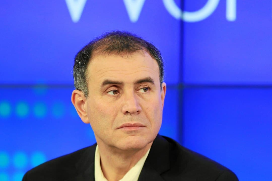 Nouriel Roubini is jealous of the crypto holders