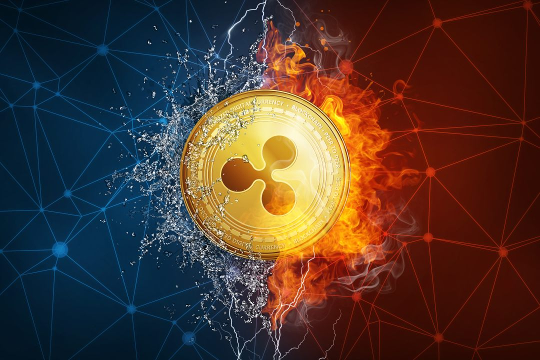 Ripple: a petition asking for the stop of the dumping