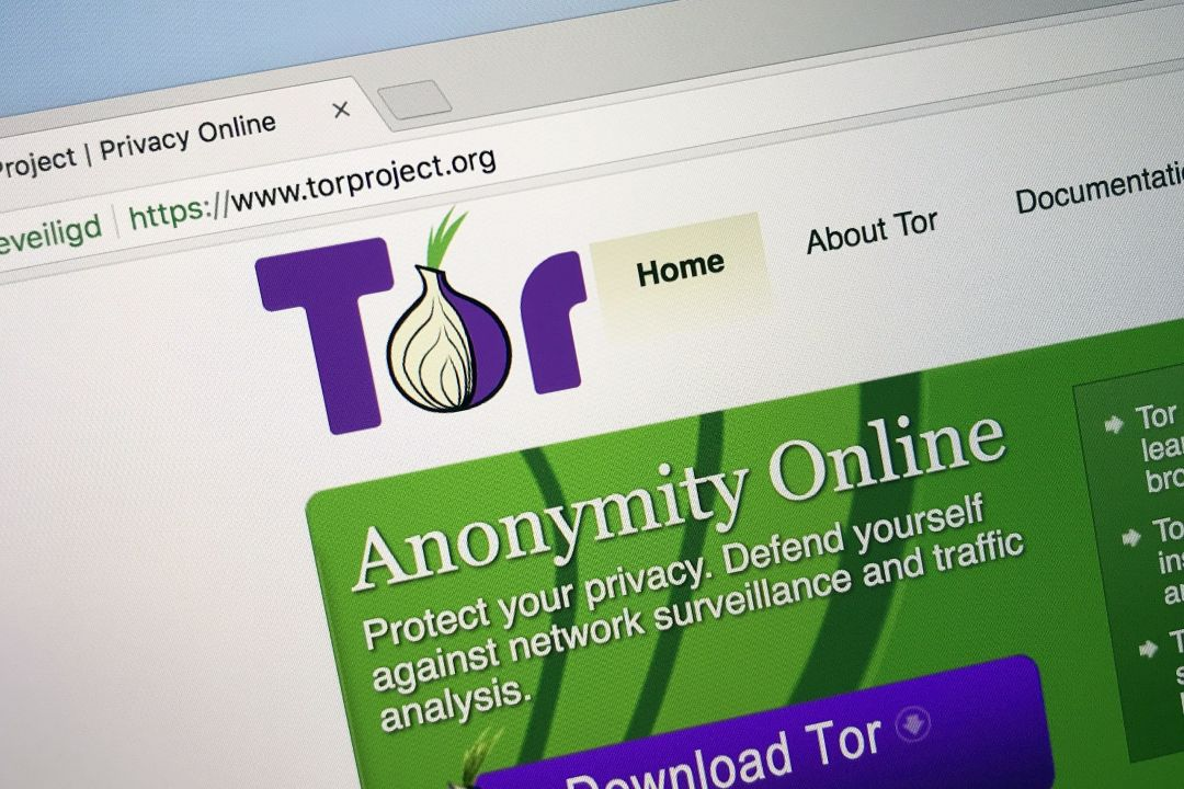 Tor: the .onion domain on Ethereum Name Service