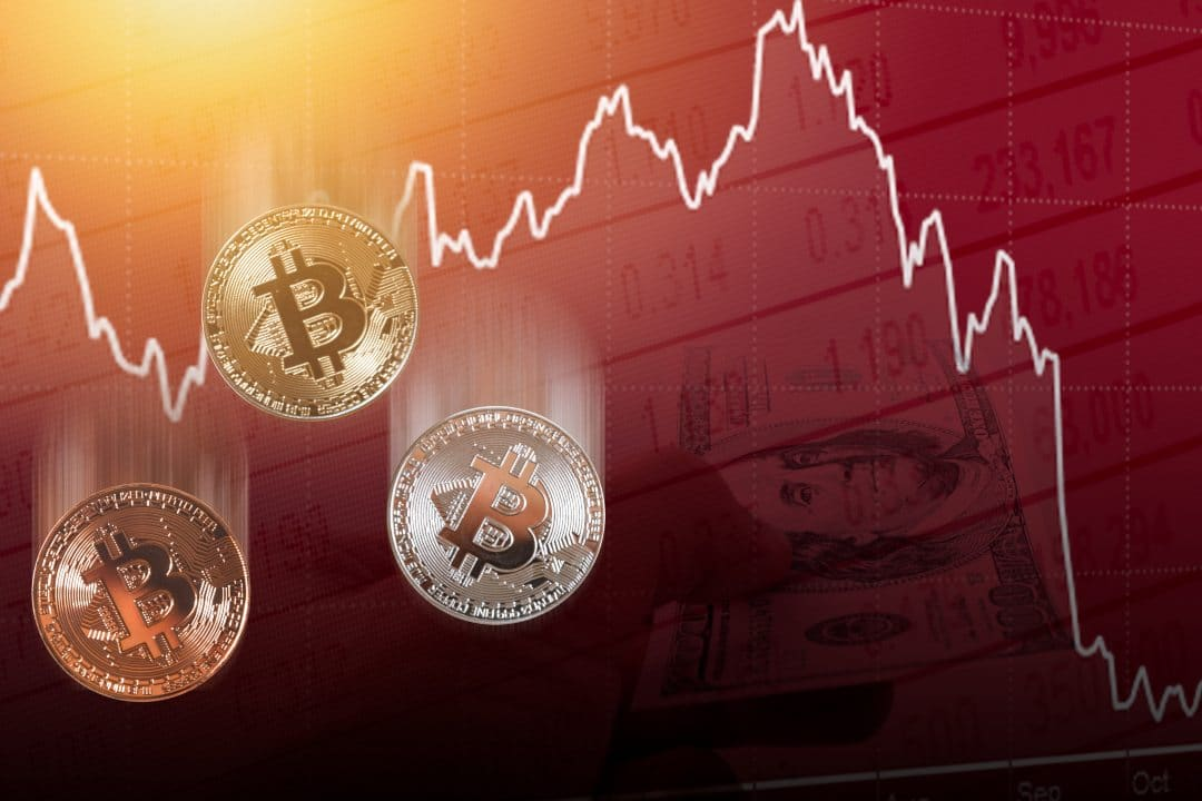 Uncertainty ends: today the price of bitcoin crashes