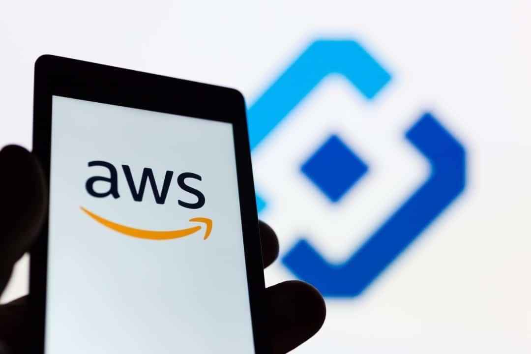 The blockchain prize sponsored by Amazon's AWS