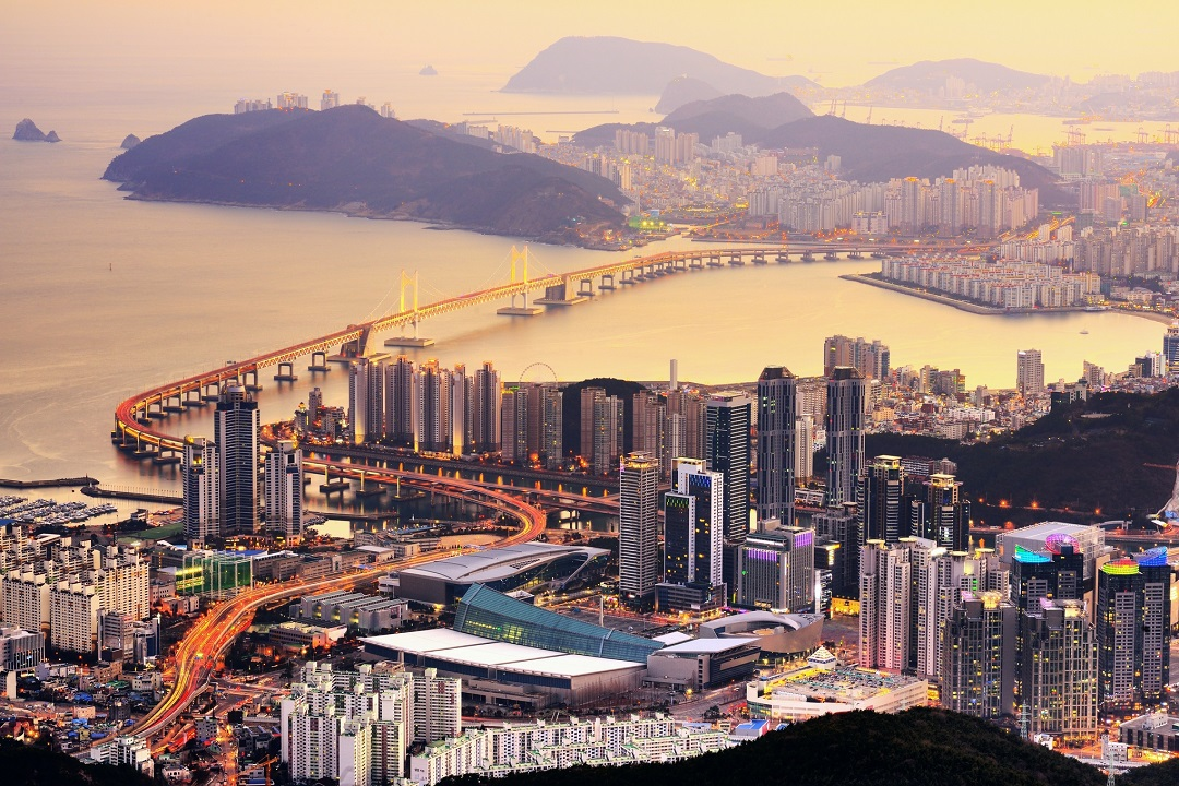 South Korea: Busan, a city free from crypto regulation