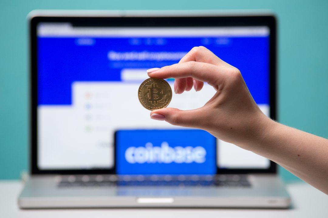Coinbase: bitcoin accounts for 75% of the volume