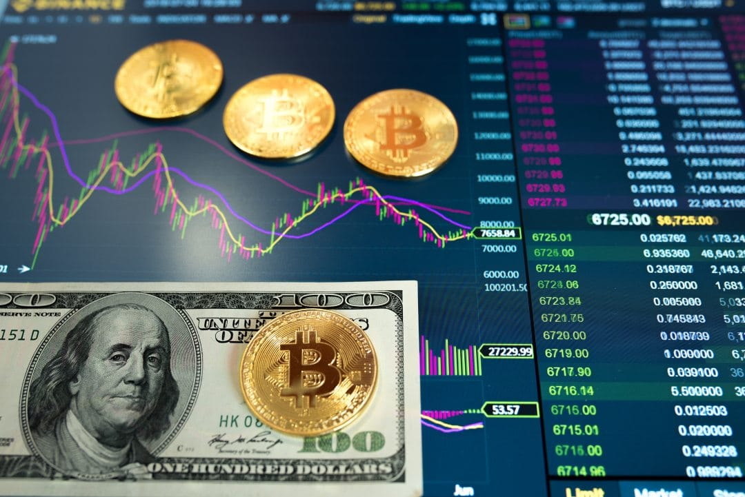 Crypto market, volumes are low and concentrated on bitcoin