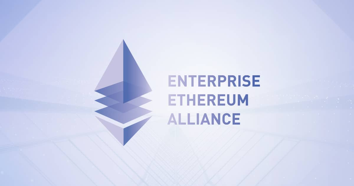 Enterprise Ethereum Alliance: a report on blockchain and telecommunications