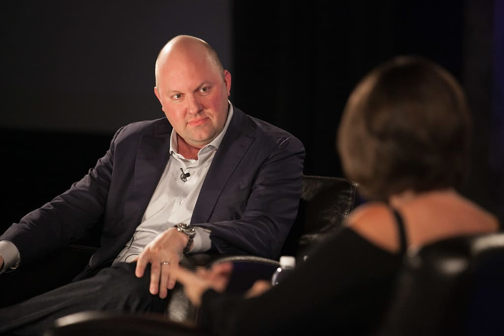 Andreessen Horowitz and the cryptocurrency regulation summit