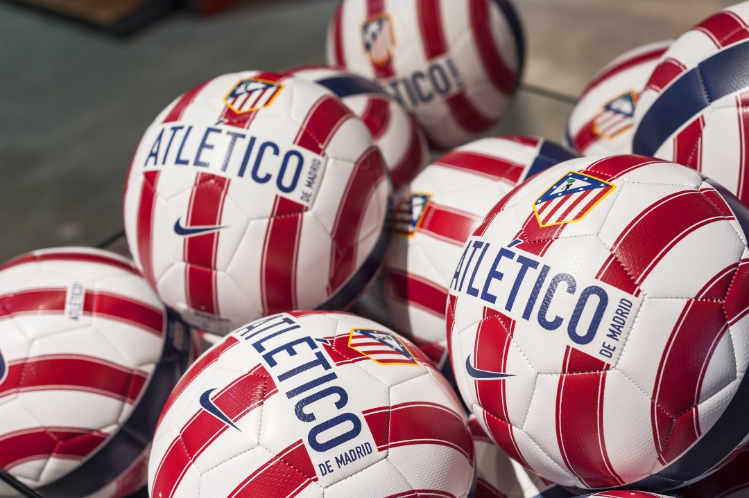 Atletico Madrid blockchain