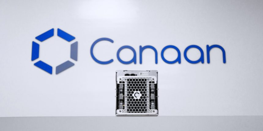 Canaan: the new Bitcoin ASIC Avalon Miner A1146 and A1166 up to 70 TH/s