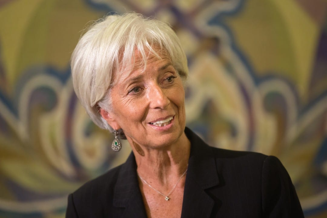 Christine Lagarde in favour of Central Banks issuing their digital currency