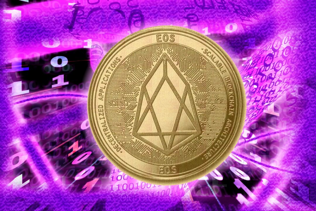 EOS: hard fork of the blockchain coming soon