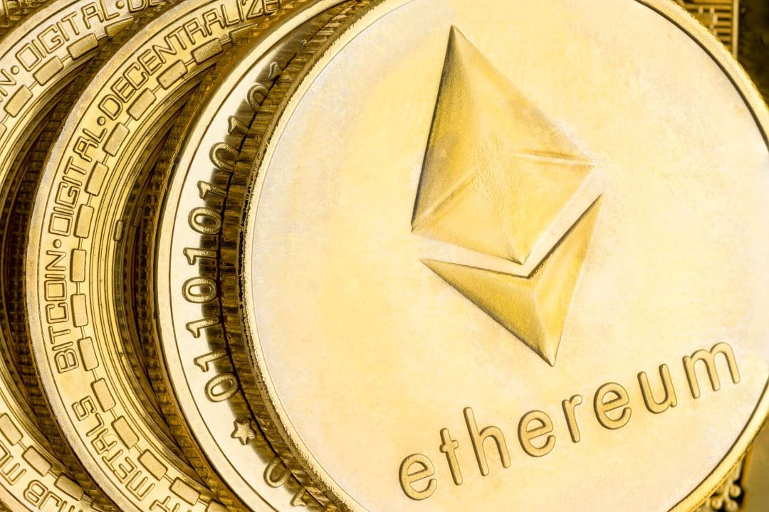 Ethereum network usage