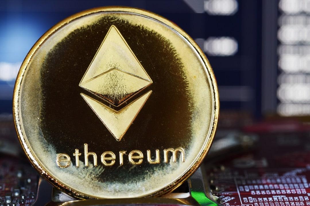 Ethereum price now