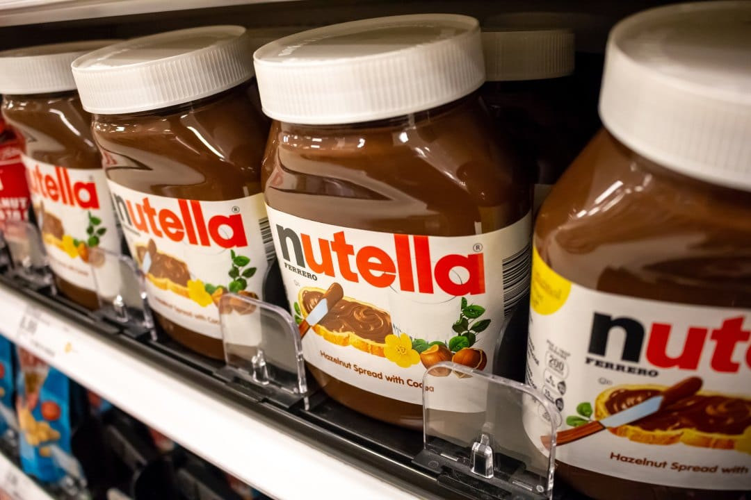 The Ferrero Group, Nutella and the bitcoin scams