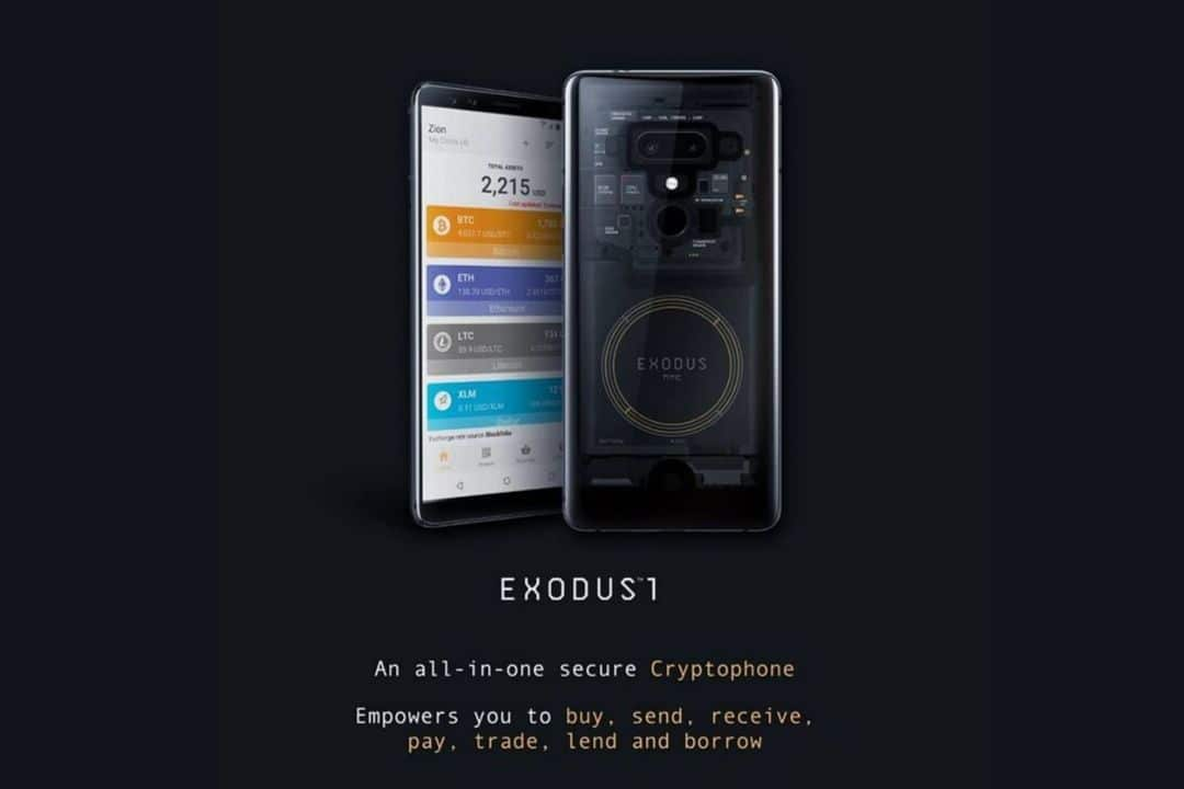 Bitcoin Cash (BCH) will be supported by HTC Exodus