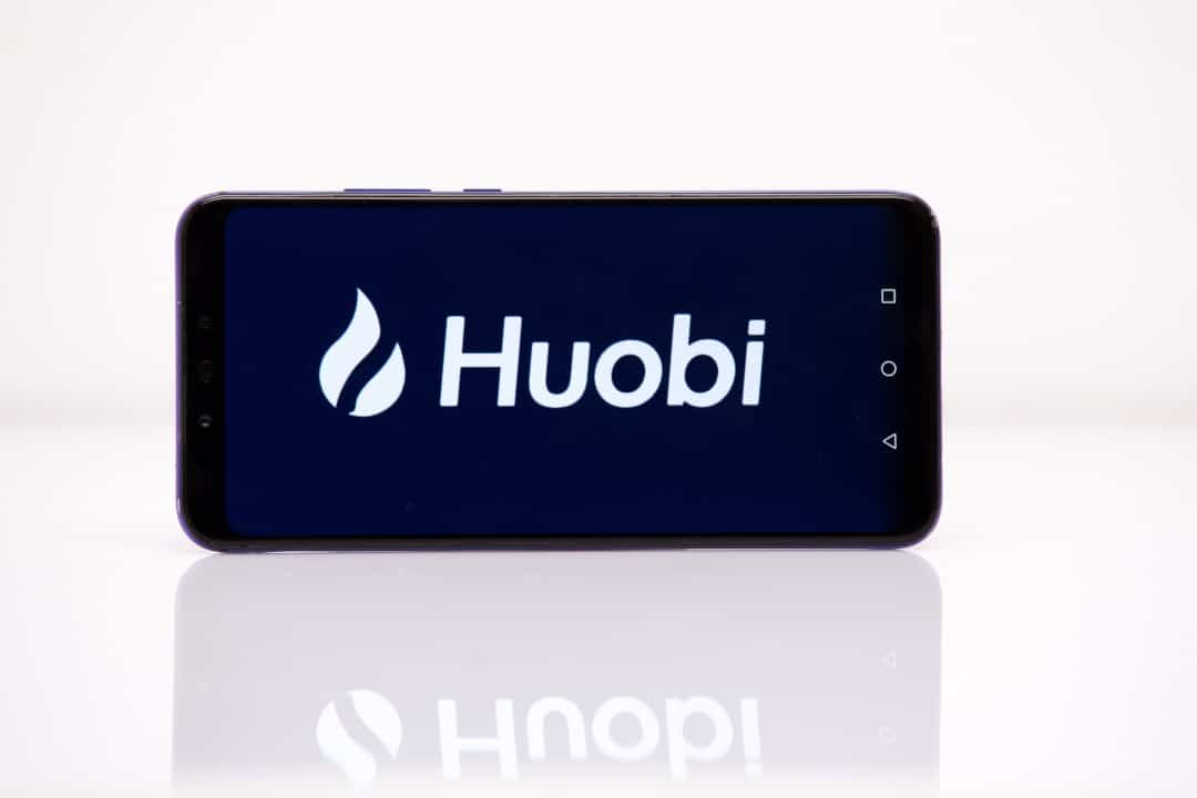 The Huobi blockchain smartphone is here