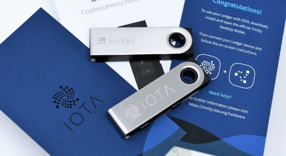 How to use IOTA Trinity with the Ledger Nano hardware wallet
