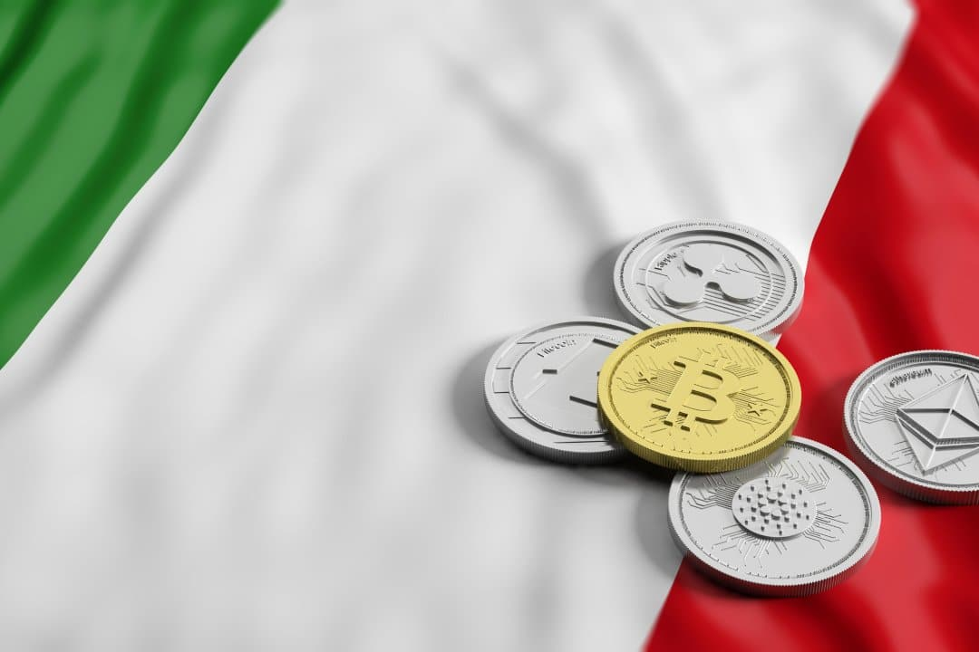 Sandwiched between two crypto hubs: the weird case of Italy