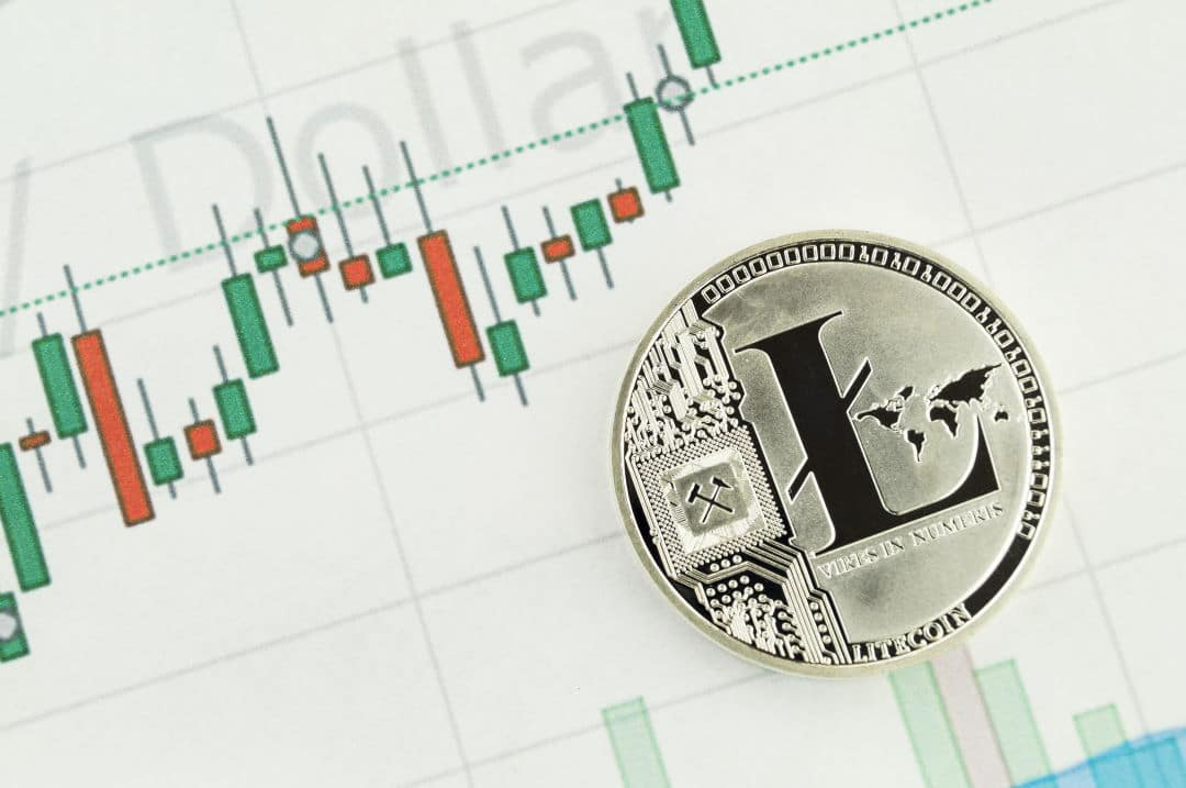 Litecoin: mining difficulties and hashrates on the ascent