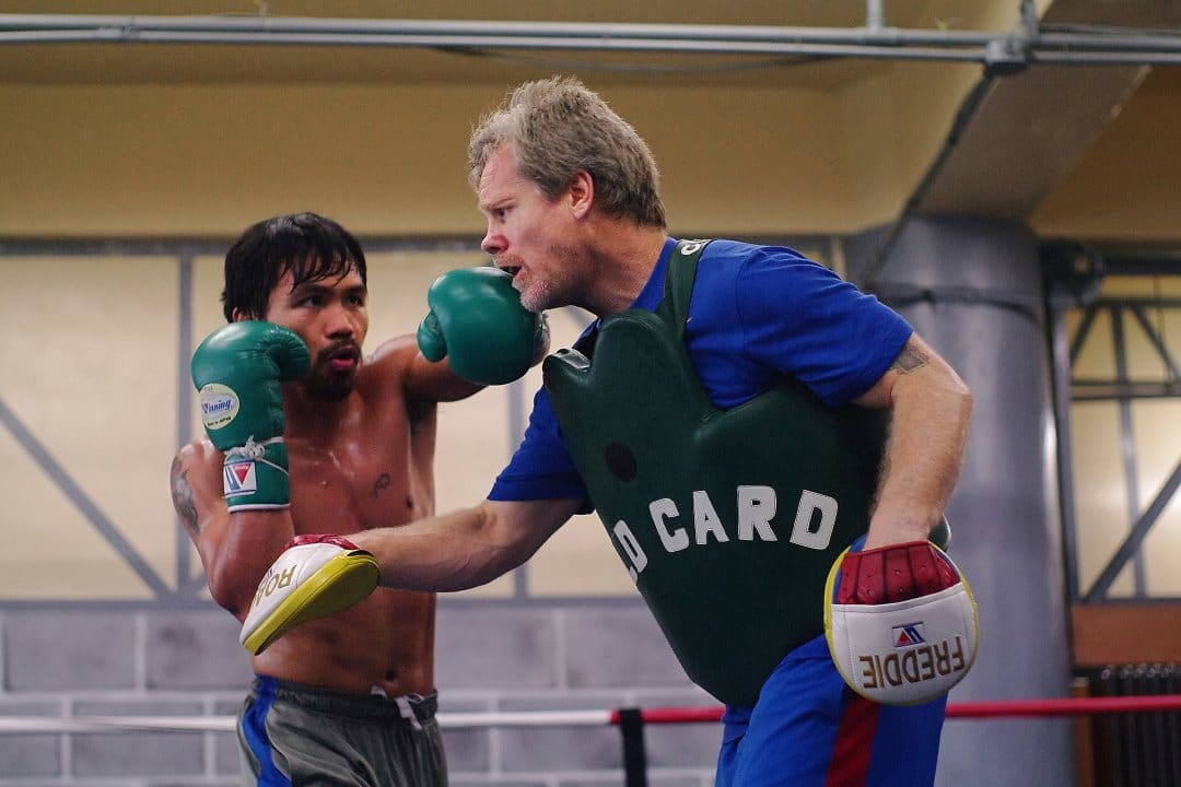 Boxer Manny Pacquiao launches his token