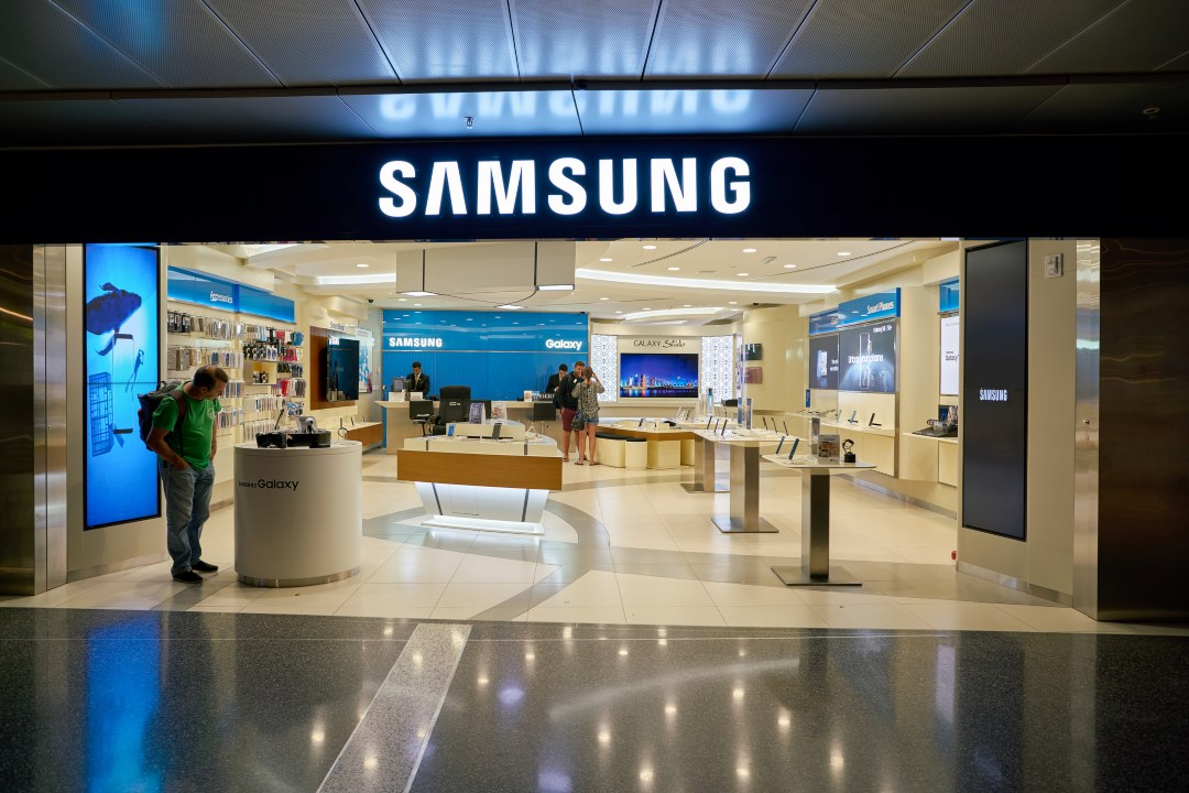 Samsung Blockchain coming in late October