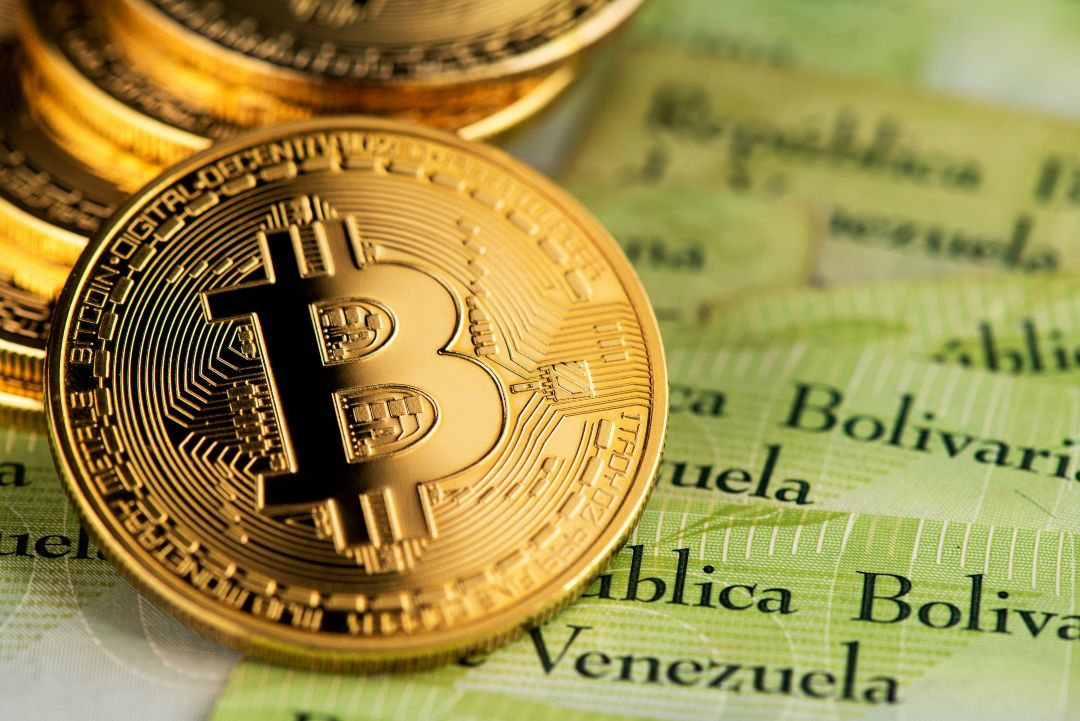 Venezuela: shocking crash of the bolivar exchange rate against bitcoin