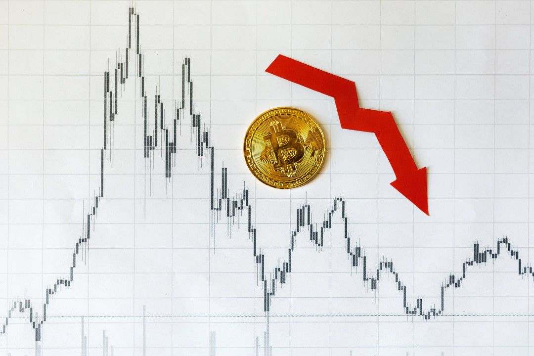 Bitcoin loses value again. Why?
