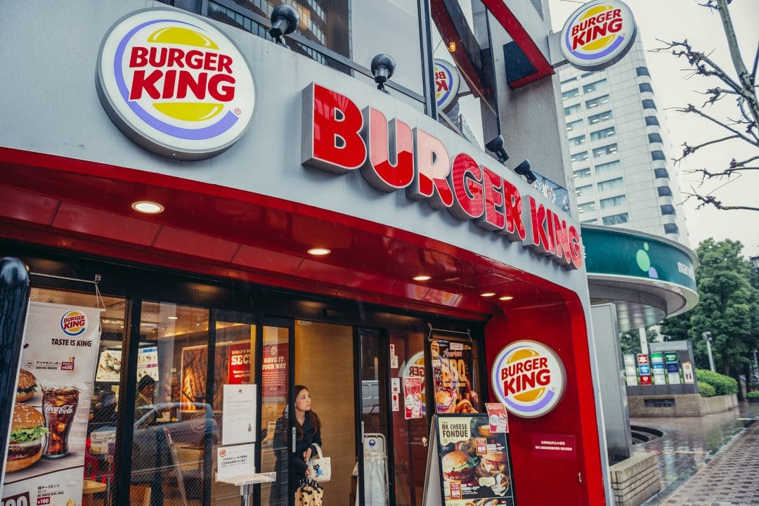 Burger King accepts bitcoin payments