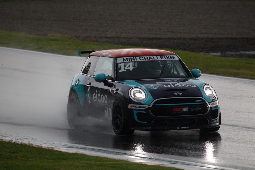 Mini Challenge Vallelunga: a new race with Eidoo