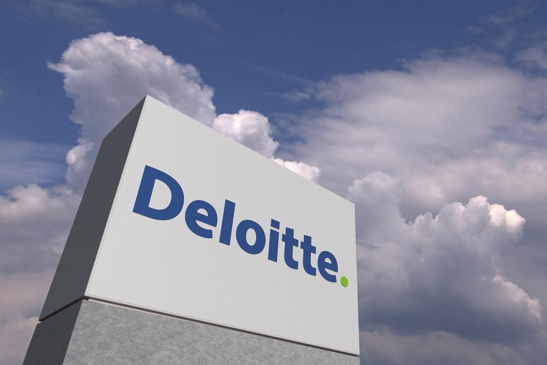 Deloitte: employees pay for lunch in bitcoin