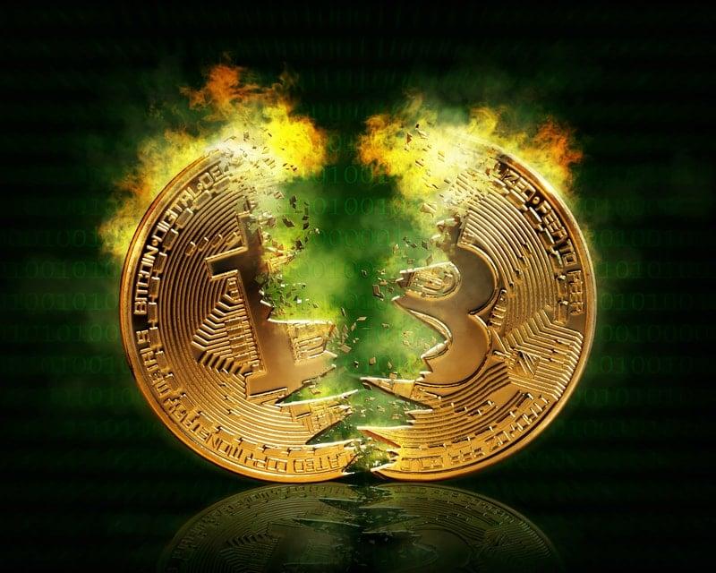 Bitcoin's pullback: failure to break $11,000