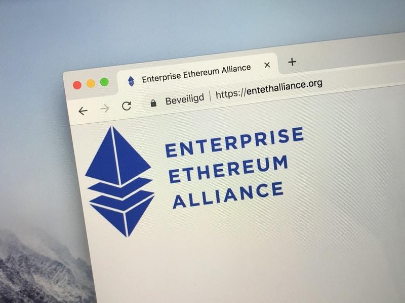 Hubii joins the Enterprise Ethereum Alliance